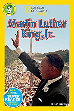 National Geographic Readers: Martin Luther King, Jr. 9781426310881