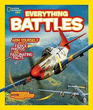 National Geographic Kids Everything Battles: Arm Yourself with Fierce Photos and Fascinating Facts as book, audiobook or ebook.