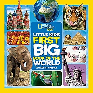 Little Kids First Big Book of the World