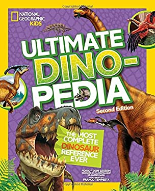 National Geographic Kids Ultimate Dinopedia, Second Edition