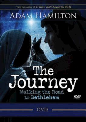 The Journey DVD with Leader Guide: Walking the Road to Bethlehem [With Paperback] 9781426719998