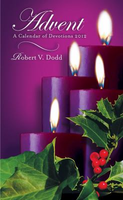 Advent: A Calendar of Devotions 2012: Regular Print 9781426749223