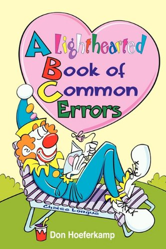A Lighthearted Book of Common Errors 9781426954269