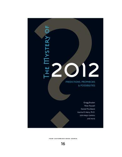The Mystery of 2012: Predictions, Prophecies & Possibilities (Large Print 16pt) 9781427086716
