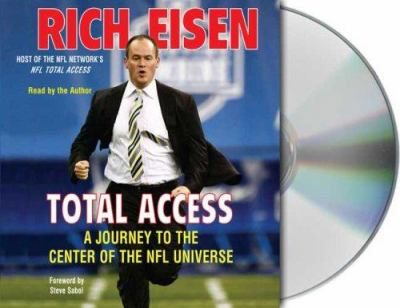 Total Access: A Journey to the Center of the NFL Universe 9781427202109