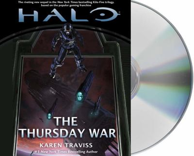 Halo: The Thursday War 9781427226242