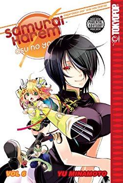 Samurai Harem, Volume 6: Asu No Yoichi 9781427816214