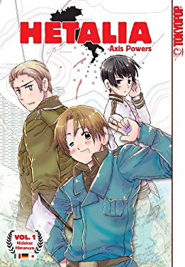 Hetalia Axis Powers, Volume 1 9781427818768