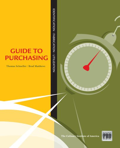 Kitchen Pro Series: Guide to Purchasing 9781428319882