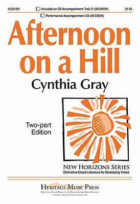 Afternoon on a Hill 9781429106016