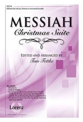 Messiah Christmas Suite -SATB 9781429124850