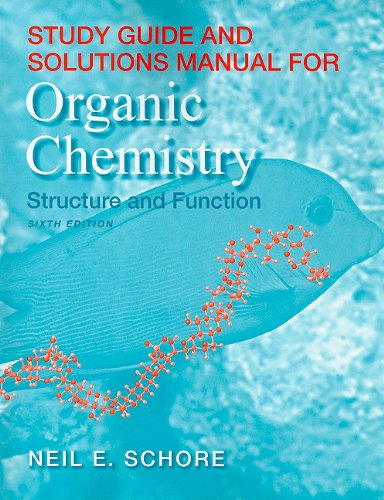 Study Guide and Solutions Manual for Organic Chemistry 9781429231367