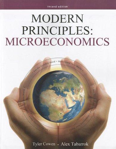 Modern Principles: Microeconomics 9781429239998