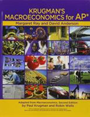 Krugman's Macroeconomics for AP 9781429257305