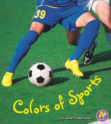 Colors in Sports 9781429652599