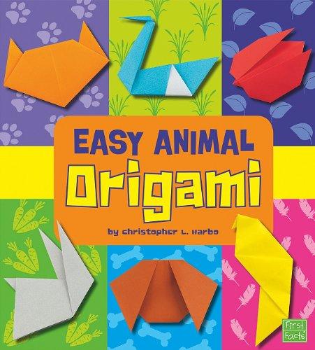 Easy Animal Origami 9781429653848
