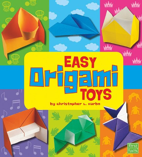 Easy Origami Toys 9781429653862
