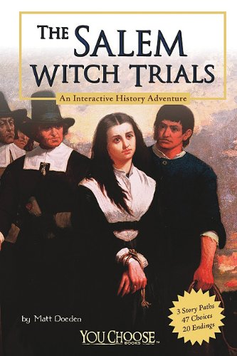 The Salem Witch Trials: An Interactive History Adventure 9781429654784