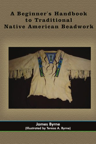 A Beginner's Handbook to Traditional Native American Beadwork 9781420899481