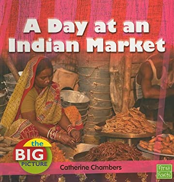 A Day at an Indian Market 9781429655385