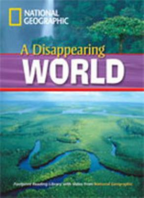 A Disappearing World 9781424010608