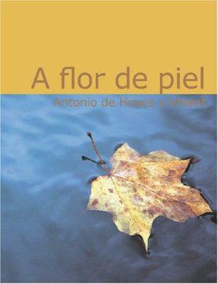 A Flor de Piel 9781426467042