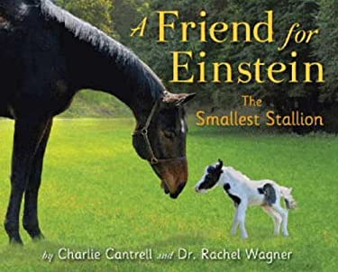 A Friend for Einstein the Smallest Stallion Cantrell Charlie 9781423145639 photo