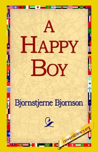 A Happy Boy 9781421814162