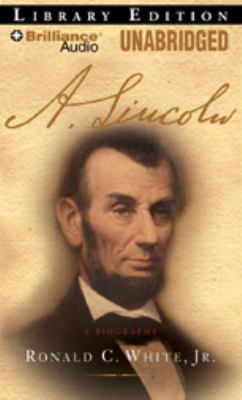 A. Lincoln: A Biography 9781423377252