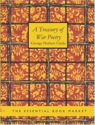 A Treasury of War Poetry 9781426432354