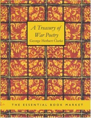 A Treasury of War Poetry 9781426432354