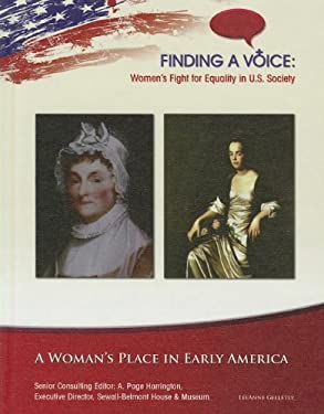 A Woman's Place in Early America 9781422223550