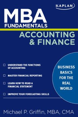 Accounting and Finance 9781427797193