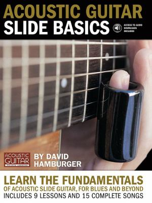 Acoustic Guitar Slide Basics 9781423445784