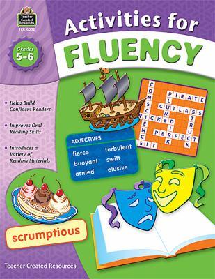 Activities for Fluency, Grades 5-6 9781420680522
