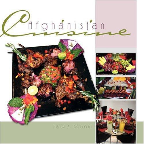 Afghanistan Cuisine 9781425775445