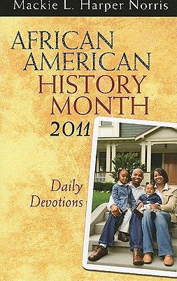 African American History Month: Daily Devotions, 2011 9781426710087