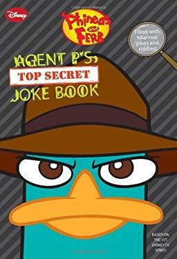 Agent P's Top-Secret Joke Book 9781423143314
