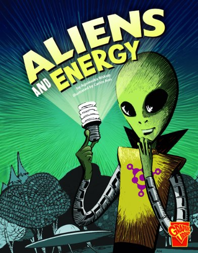 Aliens and Energy 9781429673259