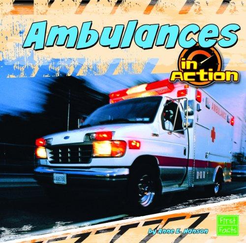 Ambulances in Action 9781429668279
