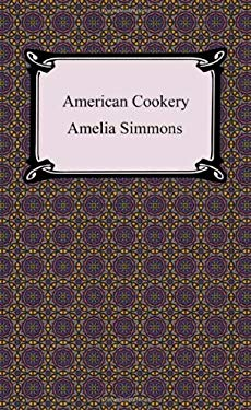American Cookery 9781420942392