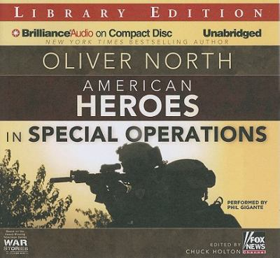 American Heroes in Special Operations 9781423355069