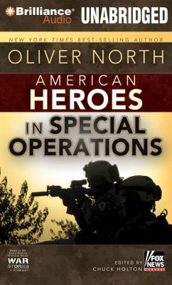 American Heroes in Special Operations 9781423355076