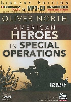 American Heroes in Special Operations 9781423355083