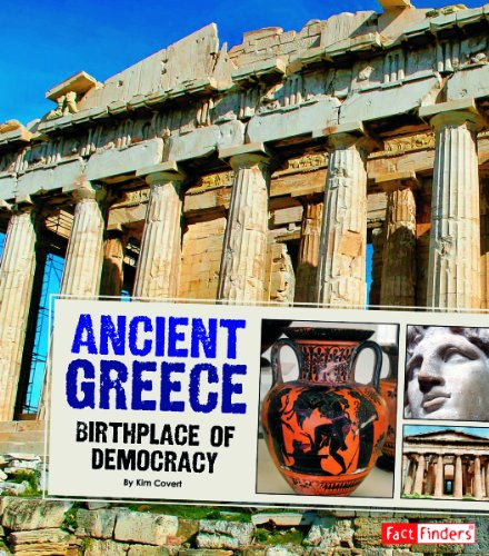 Ancient Greece: Birthplace of Democracy 9781429668316