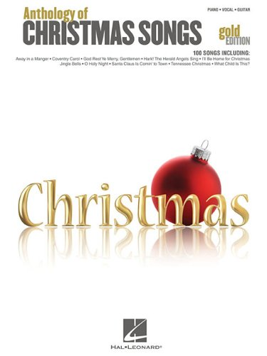 Anthology of Christmas Songs 9781423493815