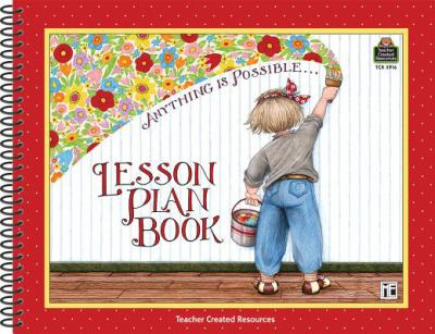 Anything Is Possible Lesson Plan Book