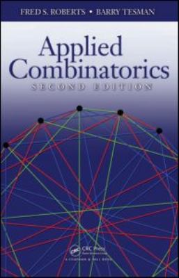 Applied Combinatorics 9781420099829