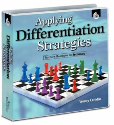 Applying Differentiation Strategies: Teacher's Handbook for Secondary [With CDROM] 9781425800802