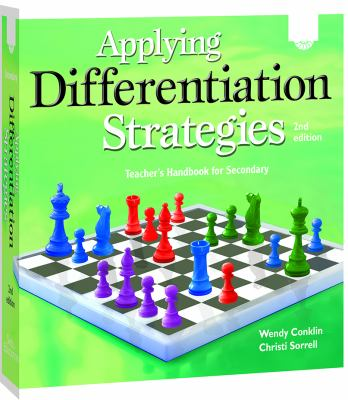 Applying Differentiation Strategies 9781425806408